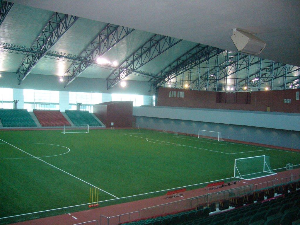 Nigros In Doha Aspire Academy