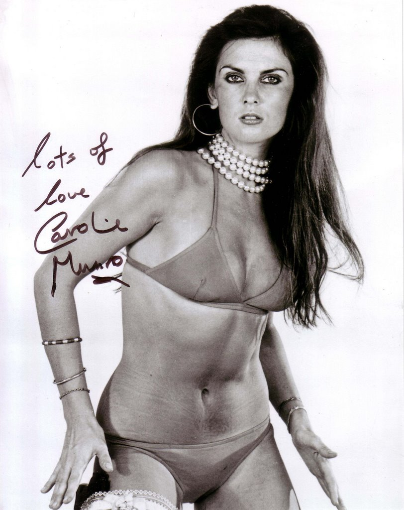 Caroline Munro Hot Nude - Hot Girls Wallpaper