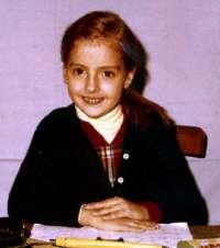 Eva con 7 años
