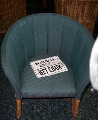 Welcome to Wet Chair