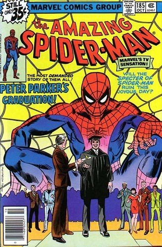 Amazing Spider-Man #185