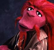 One random Muppet...