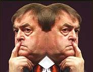 The two faces of John Prescott