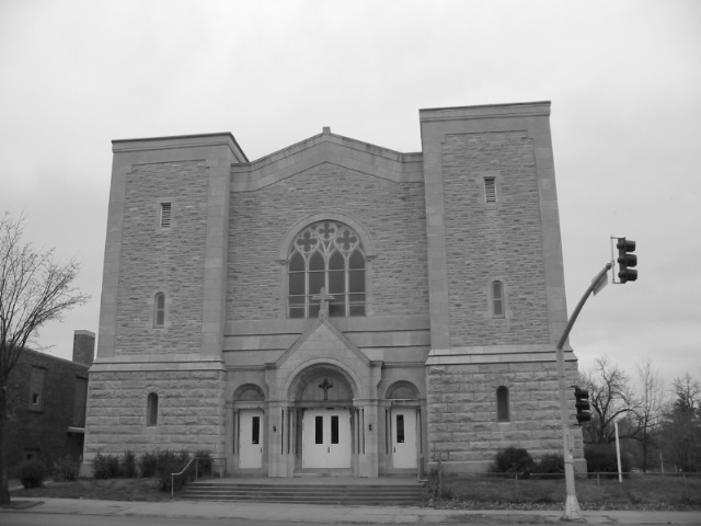 St Francis Seraph Kansas City
