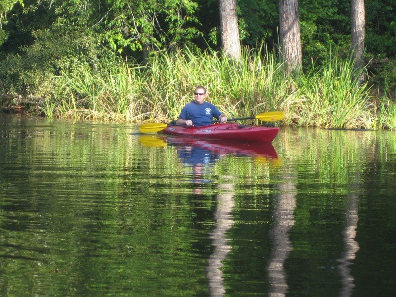 Paddling Lower Alabama