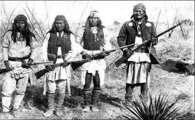 geronimo indigena apache indian photo foto leader american ancient natives ancestros americanos blog