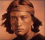 young indian man photo Jhon Andersson y Eduard S. Curtis joven indigena america blog bogota