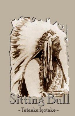 toro sentado foto indigena apache sitting bull indian leader photo american natives ancestros blog