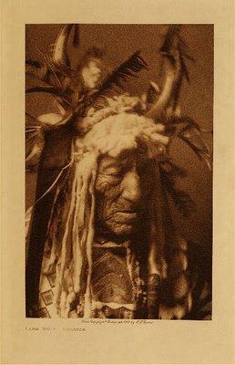 old indian man photo Jhon Andersson Eduard S. Curtis anciano indigena americano foto blog bogota