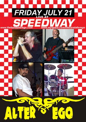Alter Ego at Speedway Sports Bar