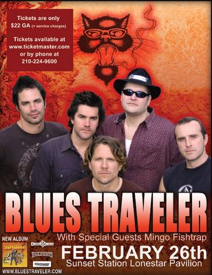 Blues Traveler at Sunset Station