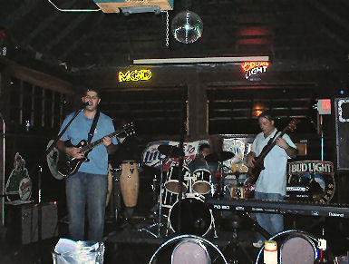 The Groove Movement at Crabby Jacks