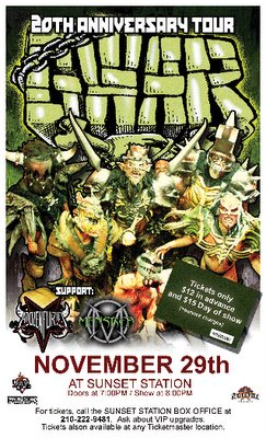 GWAR at Sunset Station