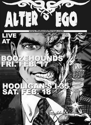 Alter Ego flyer