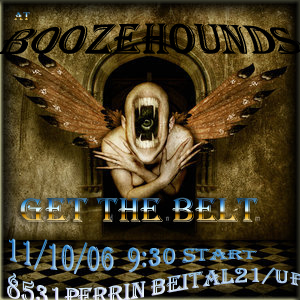 Get the Belt at BoozeHounds