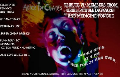 Alice in Chains Tribute