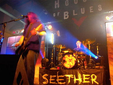 Seether at Sunset Station