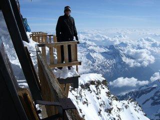 DerBoB am Monte Rosa 4550m