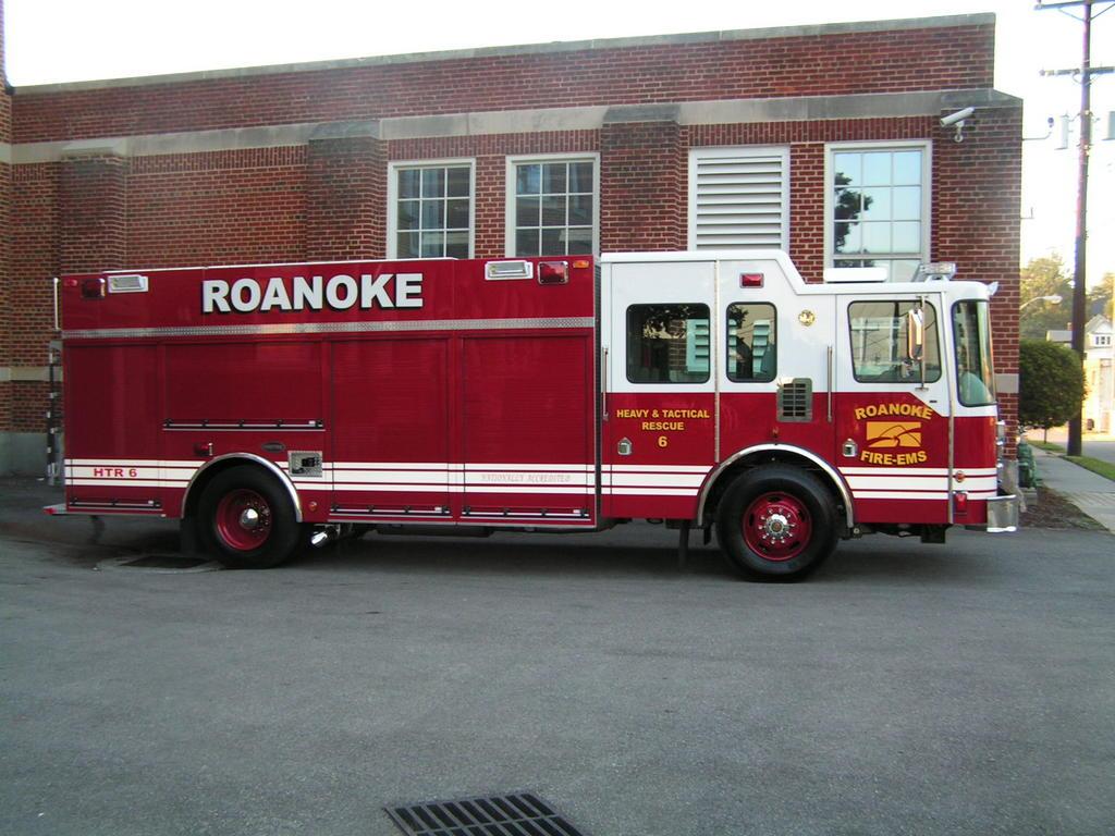 Roanoke City Fire Department