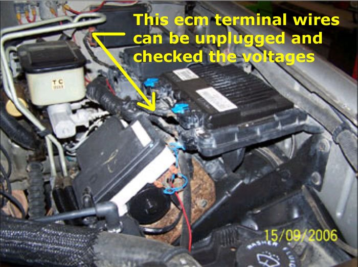 Check Engine Light Codes Engine No Start With Check