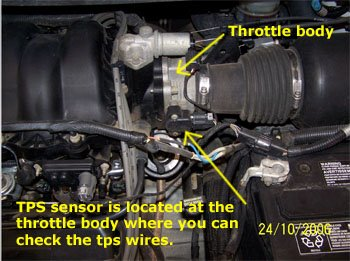 tps sensor 2001 FOCUS copy check engine light codes october 2006 1996 Dodge Caravan Wiring Harness at n-0.co