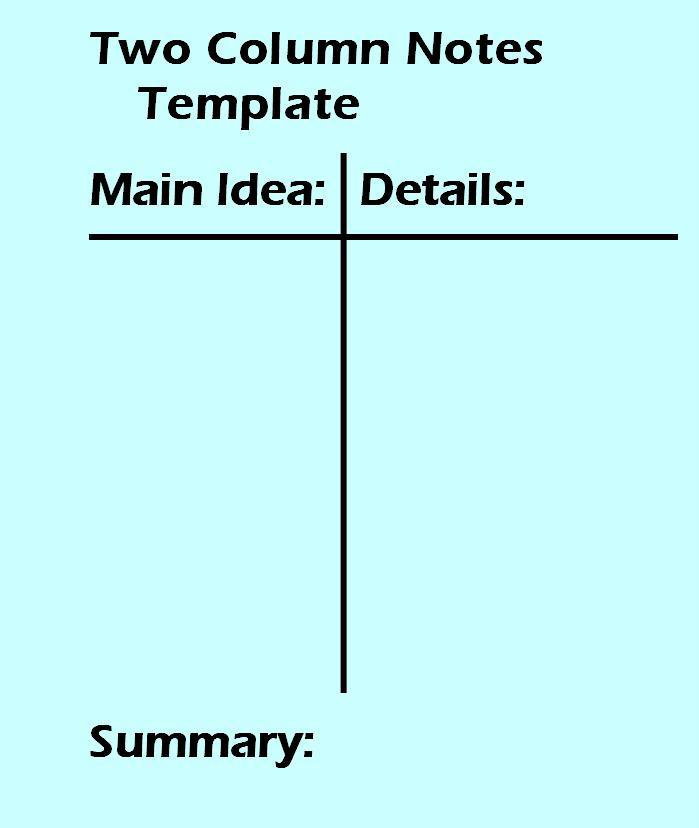 microsoft word note taking templates .