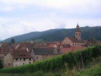 Riquewihr, Alsace, July 2006