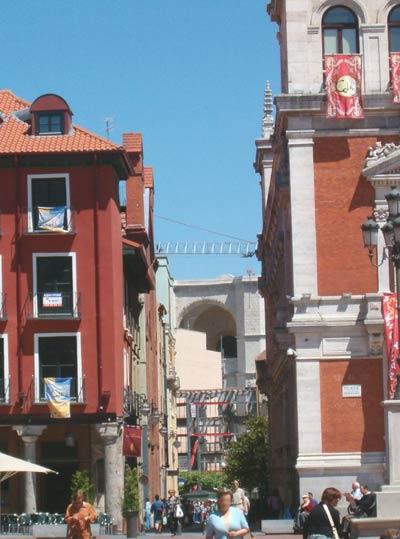 El dilema urbano de valladolid perspectivas truncadas - Spa urbano valladolid ...