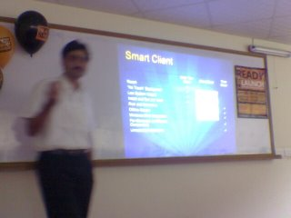 Naveed Bajwa on Smart Clients