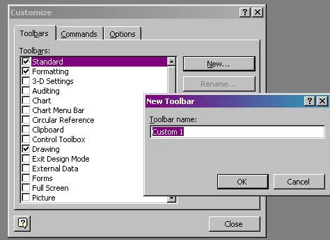 vba how to know if first time run