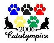 Cat Olympics!