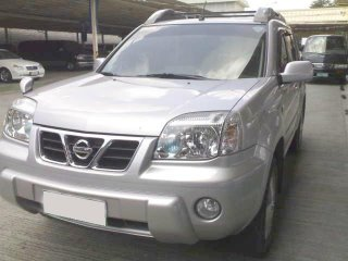 For Sale! 2005 Nissan Xtrail 4x2 2.5L A/T