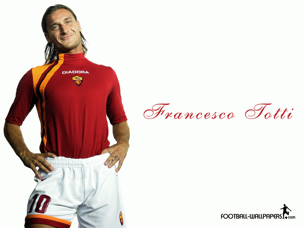 Francesco Totti , As roma Serie a Photo | Free Download