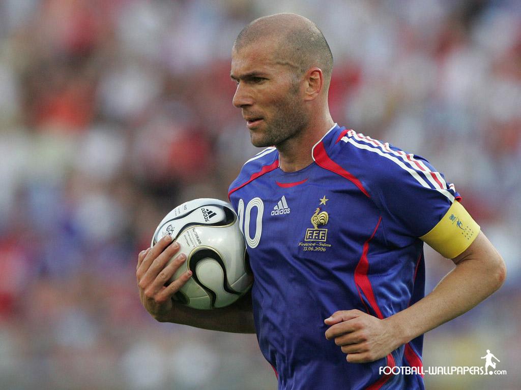 Zinedine Zidane Headbu...