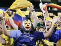 Ecuadorian Football Fans