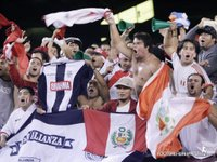 Peruvian Football Fans