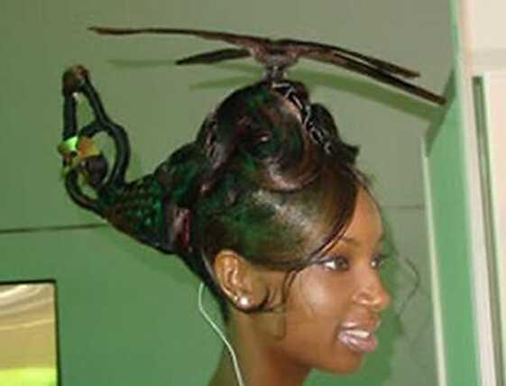 Funpanga Bad Hair Day