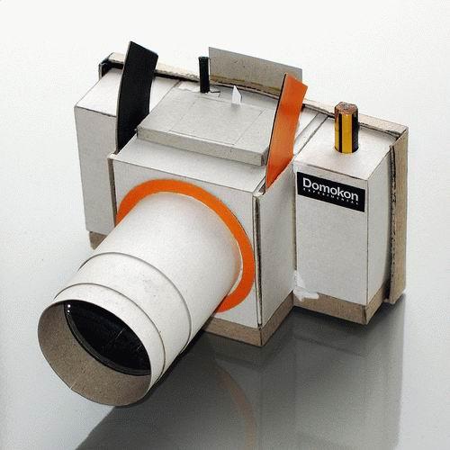 Как сделать кинокамера