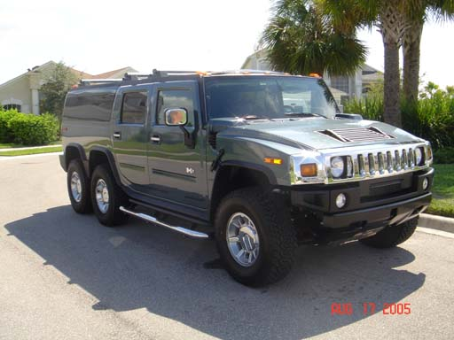 Fresh Pics: GM Introduces The New Hummer H3