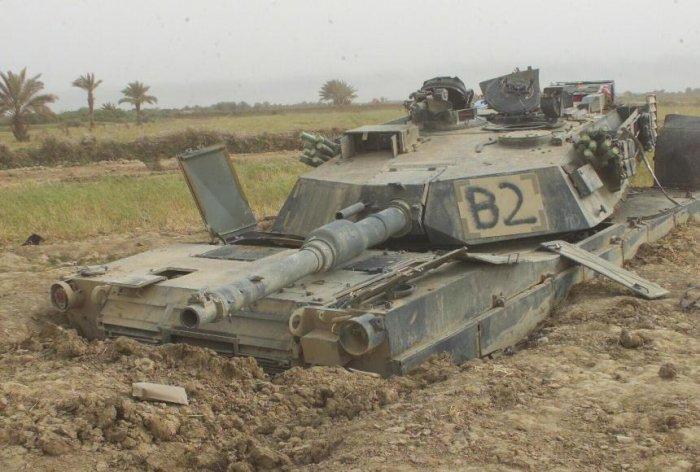 Tanks Crash Desibindas