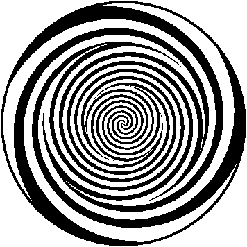 Freaky spiral Illusion