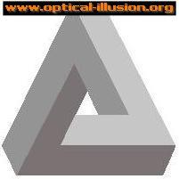 Impossibe Triangle Illusion