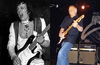 Robin Trower Young and Old