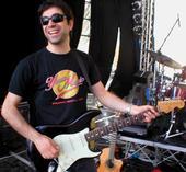 Italian Guitarist Nicola Costa
