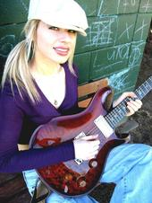 Orianthi Guitar Girl