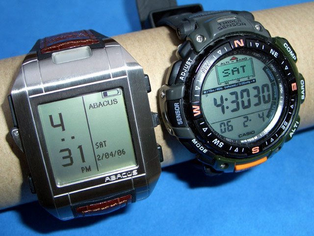 My Gadget Life: Fossil Wrist PDA Review