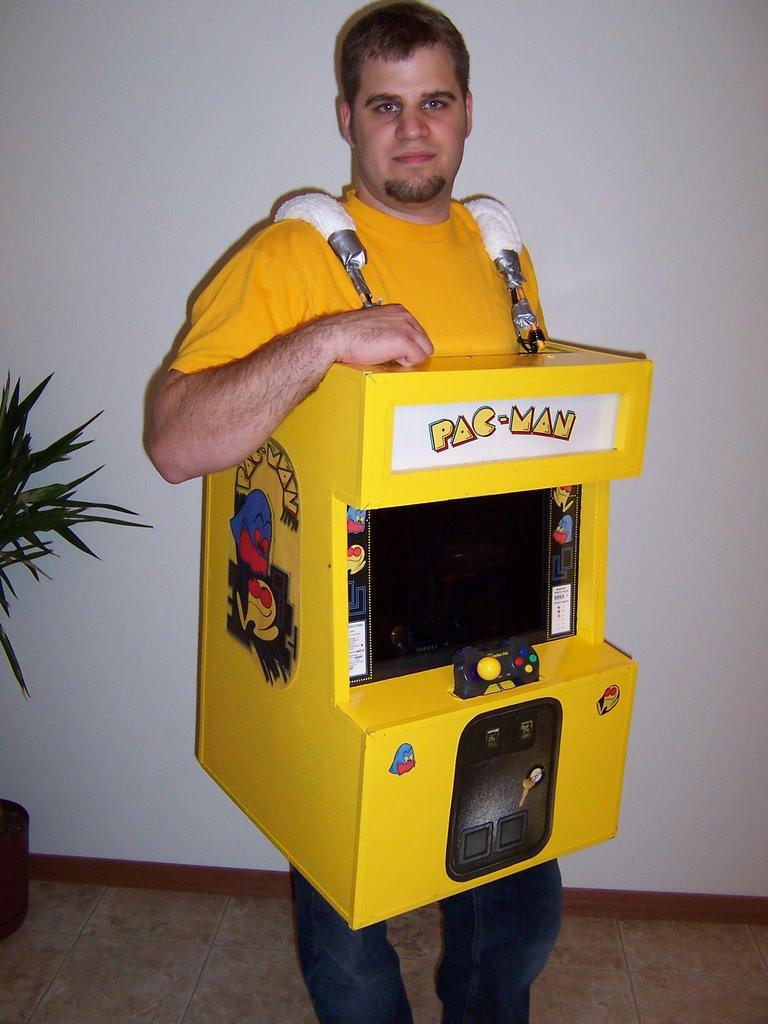 Another baseball blog pacman arcade costume pacman arcade costume solutioingenieria Images