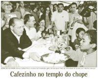 Alckmin no Vermelhinho, O Globo