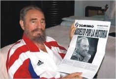 Fidel, The New York Times