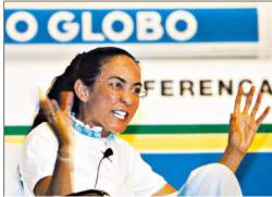 Heloísa Helena, O Globo
